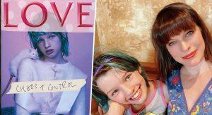 Дочь Миллы Йовович снялась для обложки Love Magazine