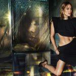 Дженнифер Лопес снялась в новой рекламной кампании Versace