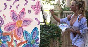 Во Франции откроется выставка картин Бритни Спирс