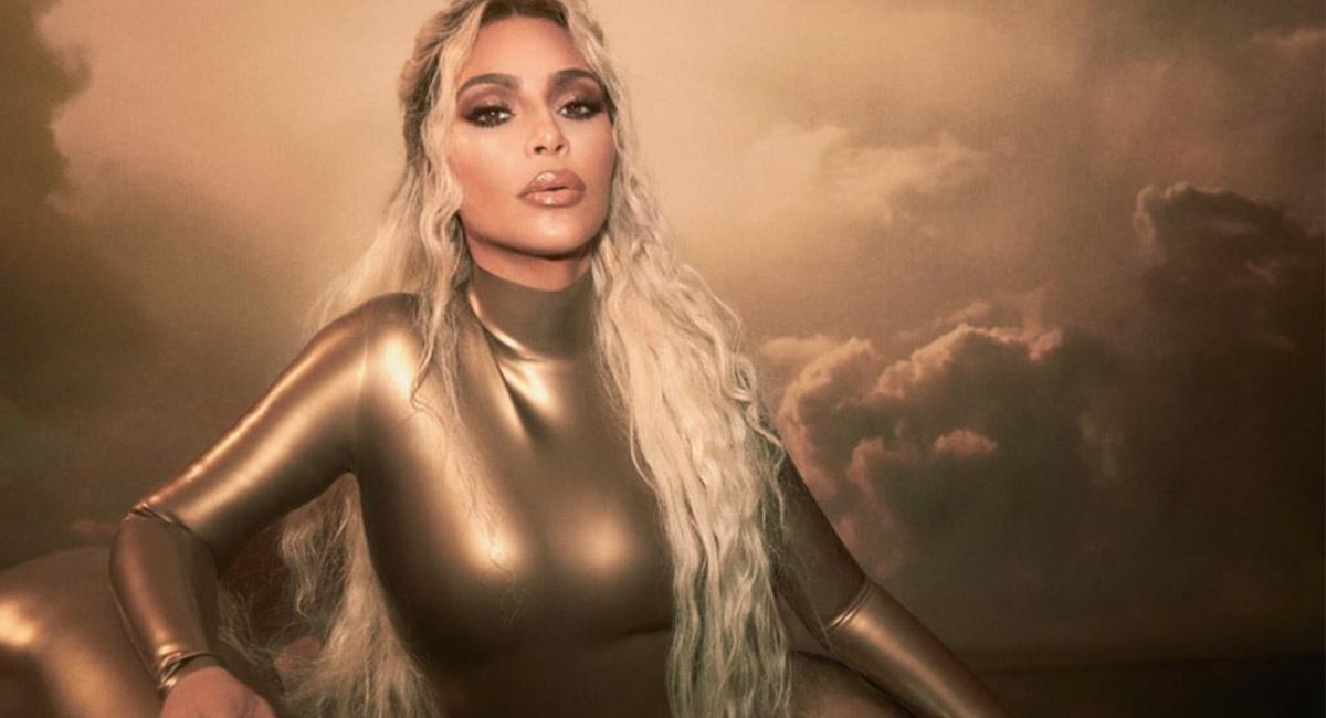 Ким Кардашьян выпустила новую коллекцию косметики