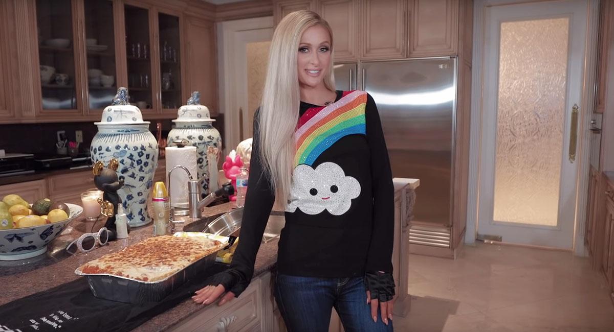 Пэрис Хилтон запустила кулинарное шоу на YouTube