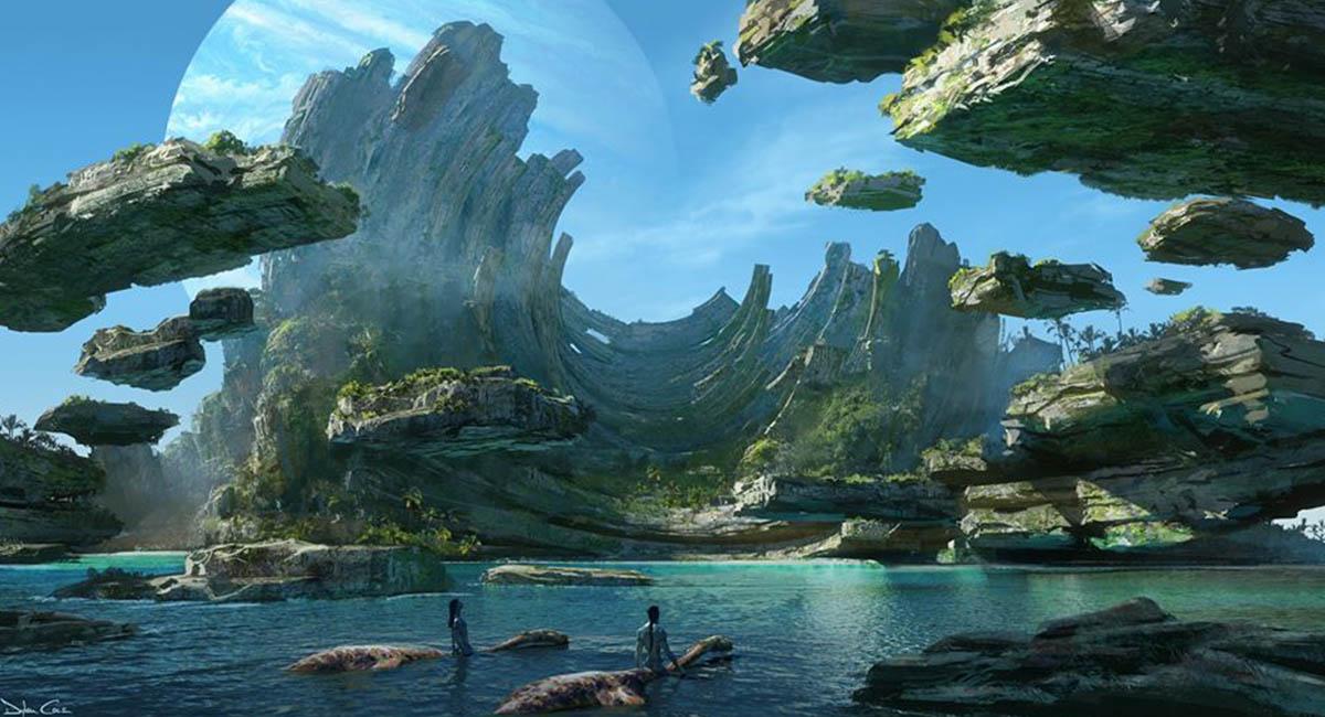 Появились первые кадры фильма «Аватар-2»