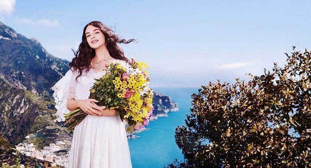 Дочь Моники Беллуччи и Венсана Касселя снялась для Dolce & Gabbana