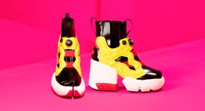 Maison Margiela и Reebok выпустили кроссовки-таби
