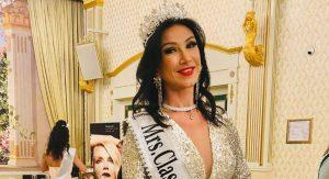 Новой «Миссис Вселенная» стала россиянка Ксения Вербицкая