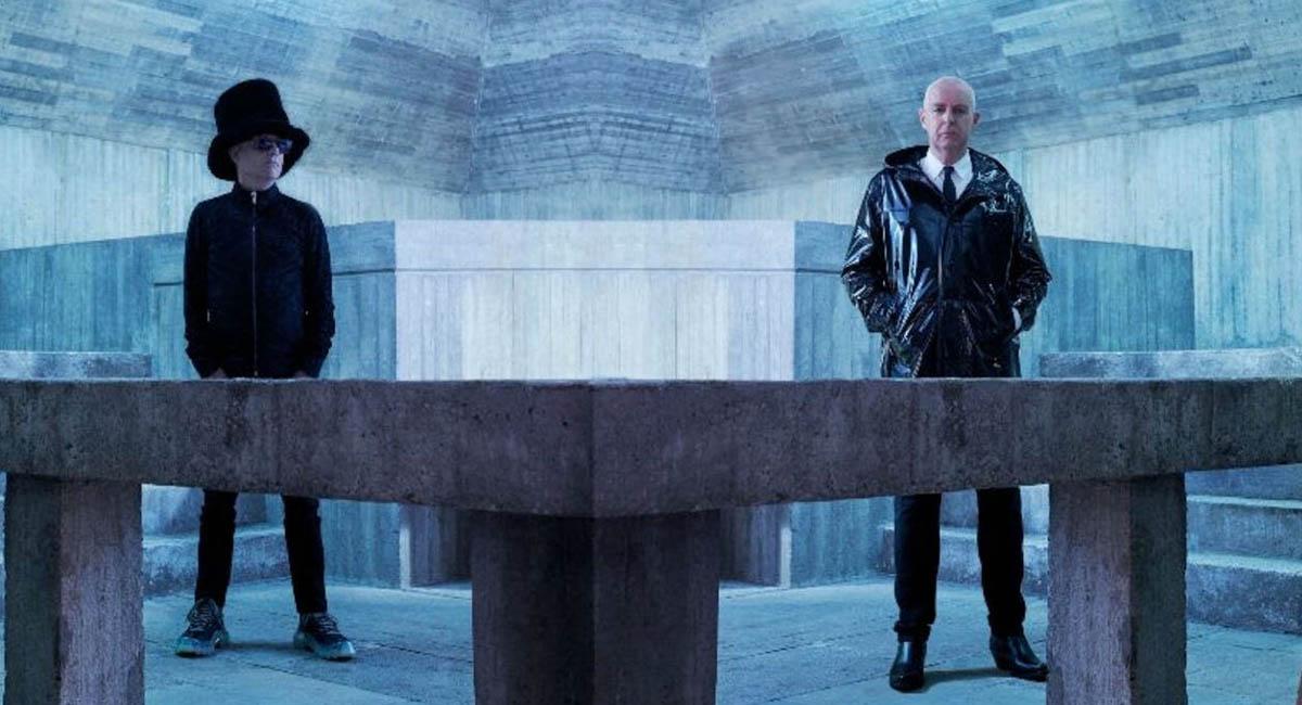 Pet Shop Boys выпустили новый альбом «Hotspot»