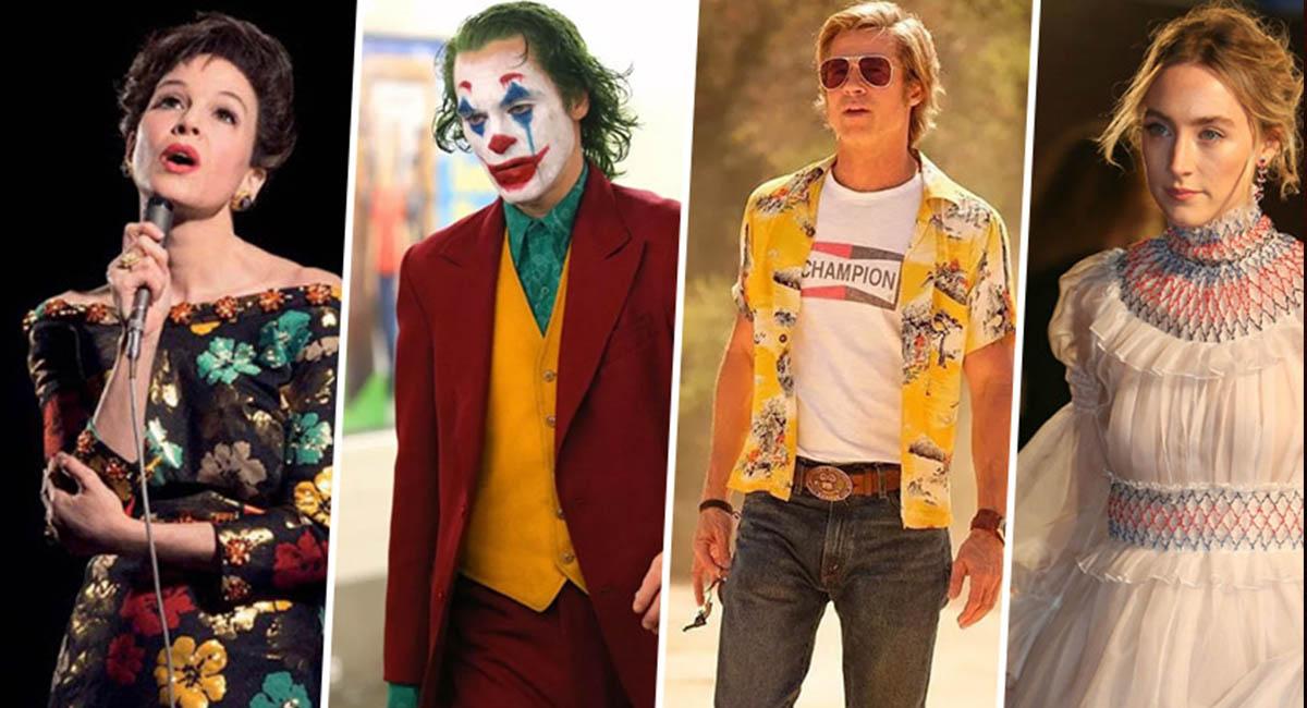 Названы номинанты на премию «Оскар-2020»