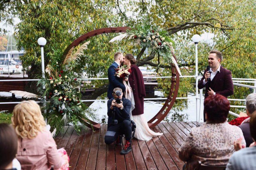Свадьба видео интервью свадебный видеограф Михаил Матыженко