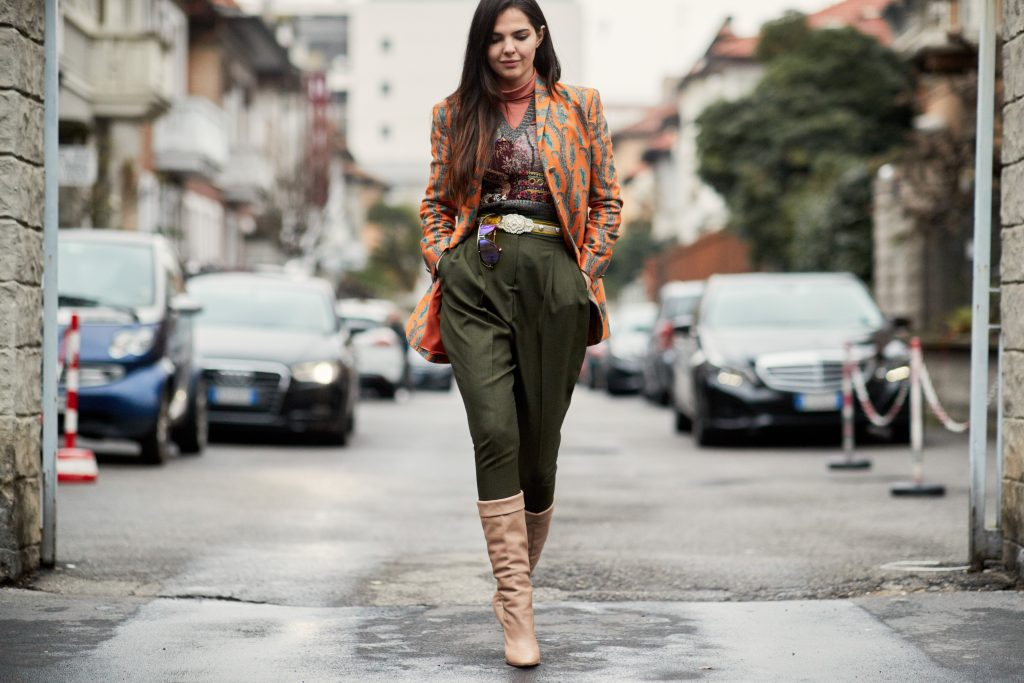 Пятерка за стиль: 5 приемов в одежде для тех, у кого широкие бедра