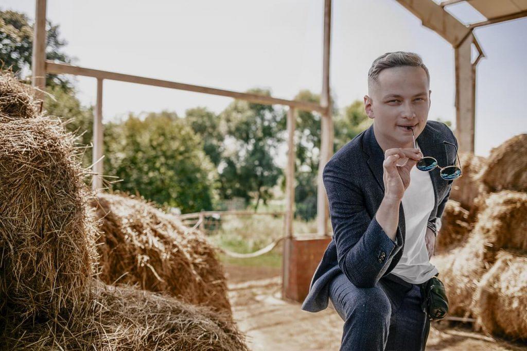 «На свадьбе я – аксессуар»: свадебный видеограф Михаил Матыженко