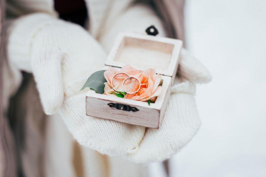 Свадьба 14 февраля: самый романтичный день в году