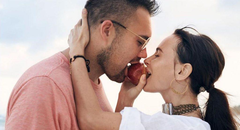 Саша Зверева в третий раз вышла замуж