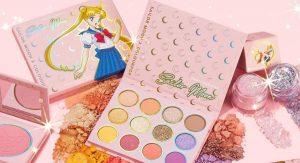 ColourPop выпустил коллекцию косметики в честь «Сейлор Мун»