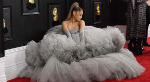 Ариана Гранде стала самой прослушиваемой певицей по версии Spotify