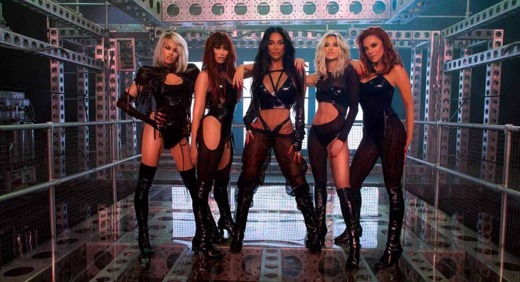 The Pussycat Dolls впервые за десять лет выпустили песню и клип