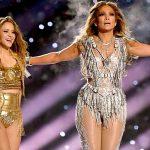 Шакира и Дженнифер Лопес выступили на «Супербоуле-2020»