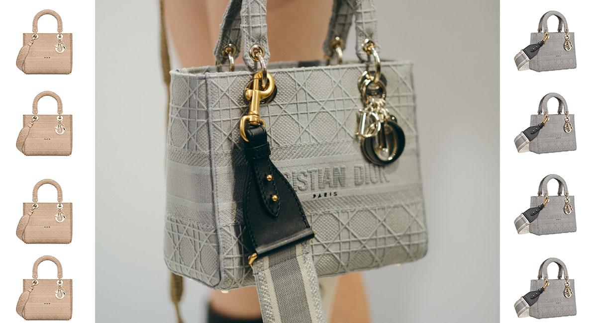 Dior представил новую версию сумки Lady Dior