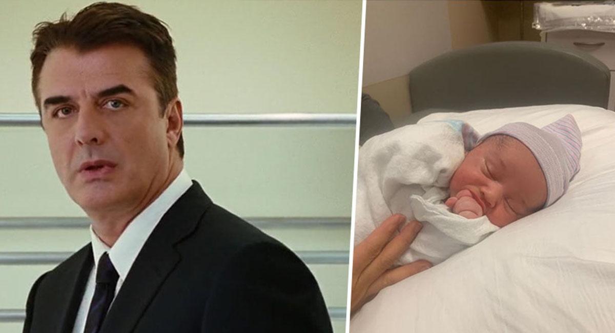 «Мужчина мечты» Крис Нот стал отцом во второй раз