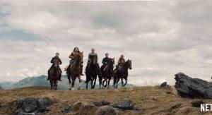 Вышел первый трейлер фэнтези-сериала «Письмо для короля»