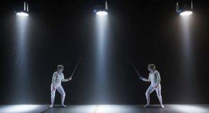 Светлана Ходченкова и Стася Милославская бьются на саблях в трейлере «На острие»