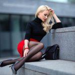 Эволюция женских чулок: от королевского белья до современных колготок