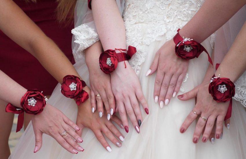 свадьба невеста викторианский стиль
