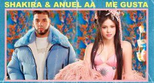 Шакира ссорится с возлюбленным в клипе «Me Gusta»