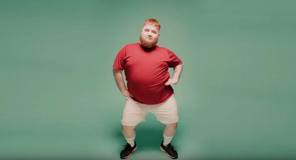 Танцор Дмитрий Красилов снялся в рекламе adidas