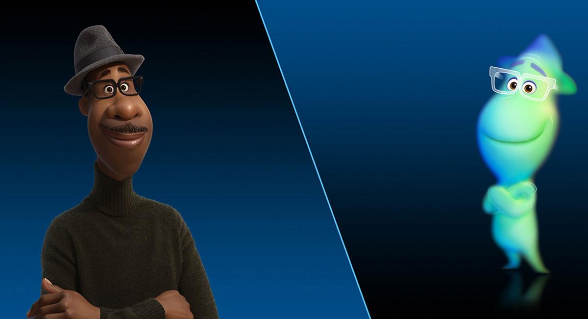Вышел трейлер анимационного фильма Pixar «Душа»