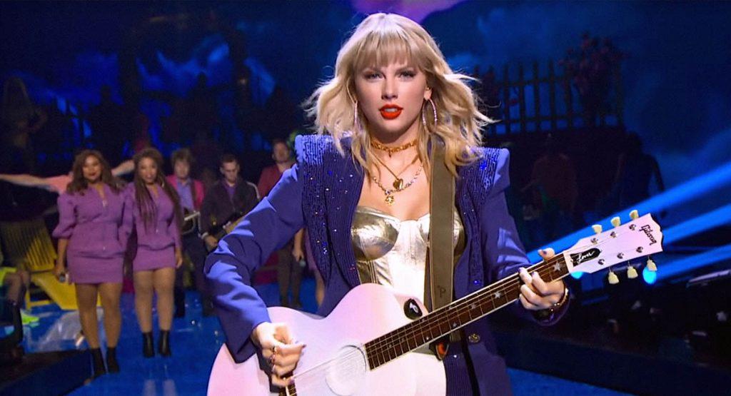 Тейлор Свифт стала самым успешным артистом 2019 года