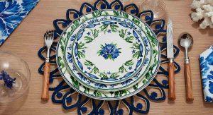Dior Maison создал коллекцию посуды с морскими мотивами