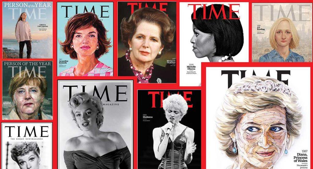 Журнал Time выбрал сто «Женщин года»