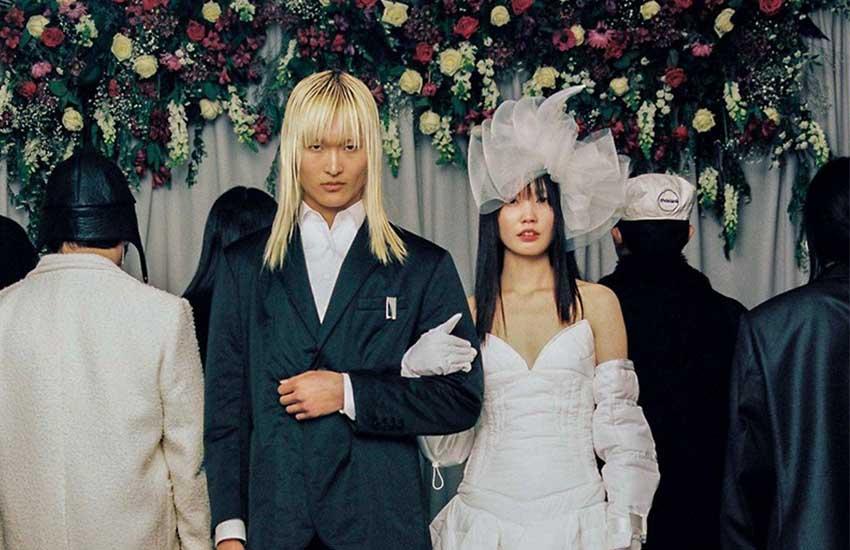 свадебная коллекция бренда Su Gi Sassy Wedding Нахальная свадьба