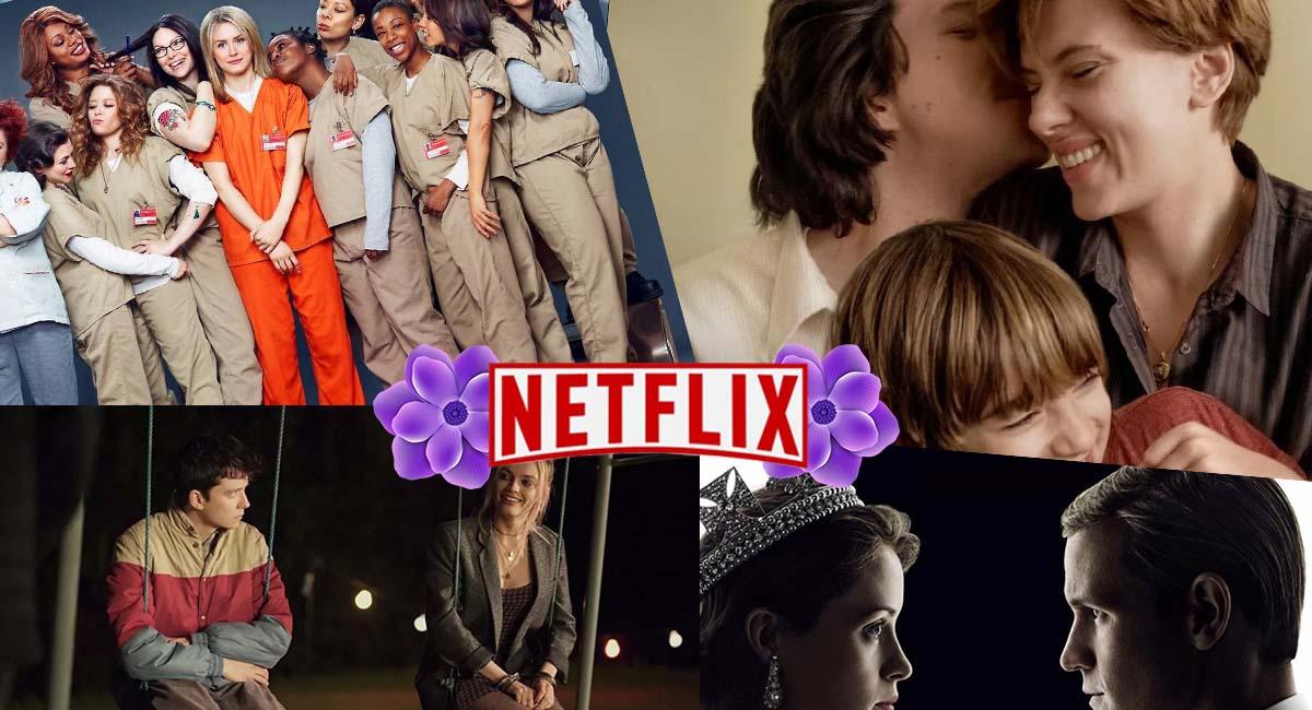 Netflix представил подборку фильмов и сериалов к 8 Марта