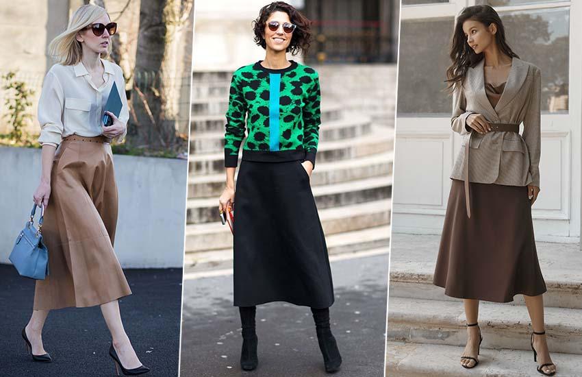 юбки тренды весна 2020 мода стиль советы стилиста