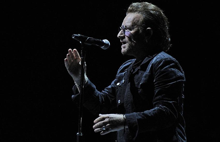 Боно U2
