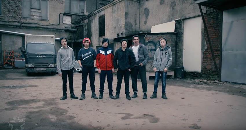 Алексей Воробьев новый клип Мама, все пройдет