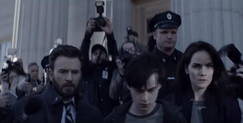 Кадры из сериала Защищая Джейкоба