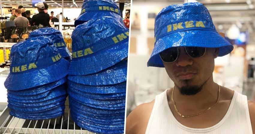 IKEA головной убор Knorva