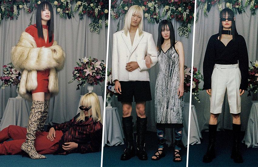 новая коллекция южно-корейсого бренда Su Gi Sassy Wedding Нахальная свадьба