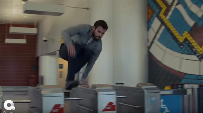 Лиам Хемсворт в сериале Самая опасная добыча