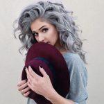 Granny hair: как «бабушкины волосы» стали трендом