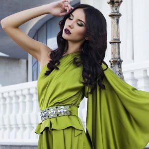 Модный зеленый: кому подойдут украшения с хризолитом