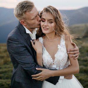 Такая нежность: свадьба в весеннем стиле