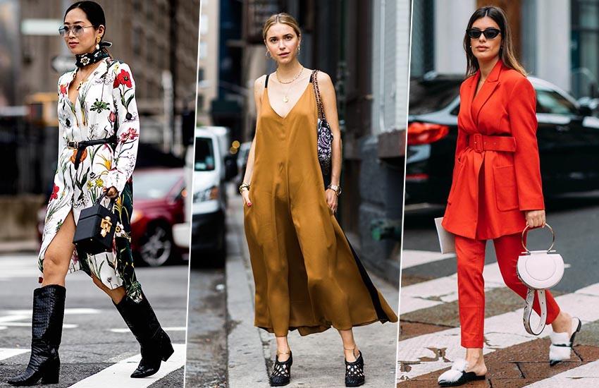 весна 2020 тренды платья аксессуары советы стилиста