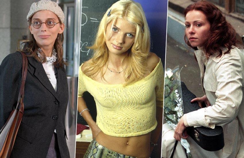 Нелли Уварова, Анастасия Задорожная, Екатерина Гусева российские сериалы 90-х звезды