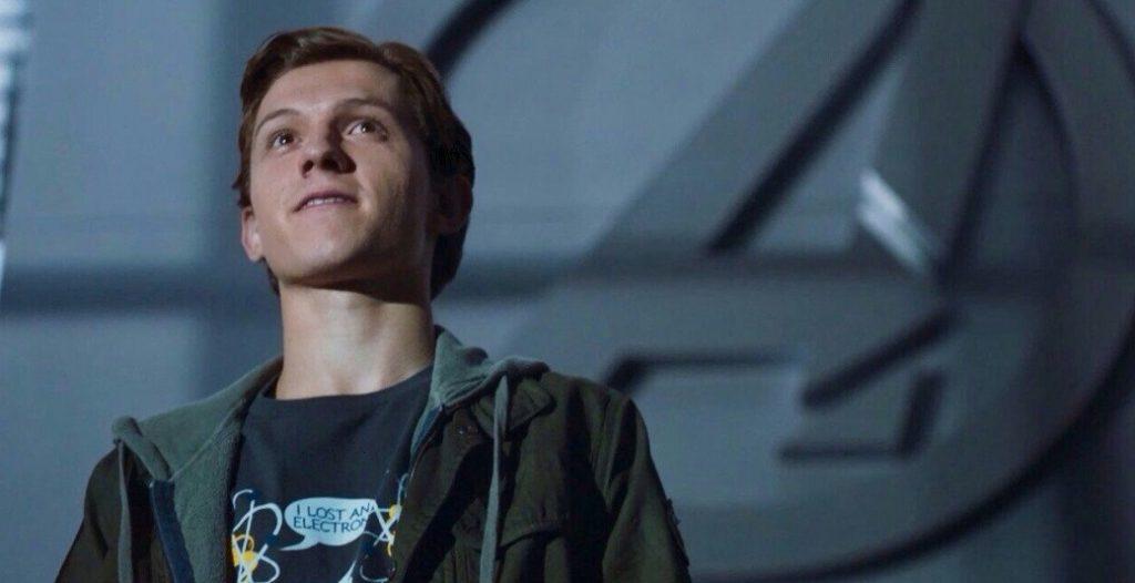 Том Холланд запустил в Голливуде новый челлендж