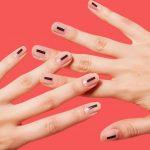 10 идей минималистичного маникюра