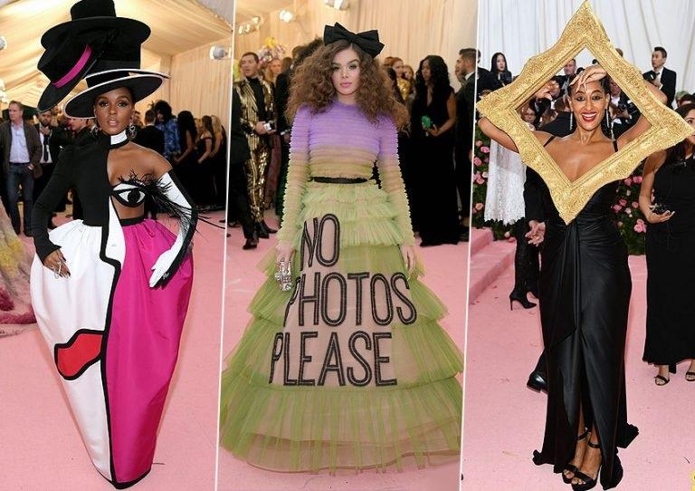 Яркие наряды Met Gala в новом модном челлендже