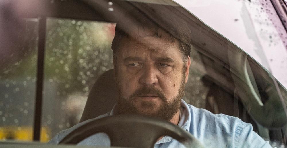 Очень злой Рассел Кроу в психологическом триллере «Неистовый»